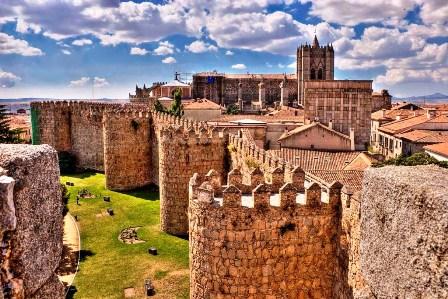 Ávila, no lo dudes, residencia ideal